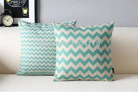 Small Picture australia grass green wave pattern cushion cover cotton pillow