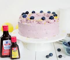 Blueberry Lemon Soda Cake I Am Baker