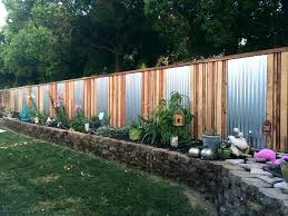 corrugated metal retaining wall sheet build corrugated iron retaining wall