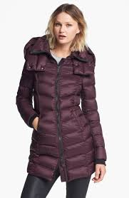 Hooded Down Jacket