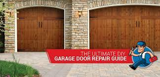 how to fix a garage door that is noisy