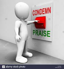 Condemn Praise Switch Meaning ...