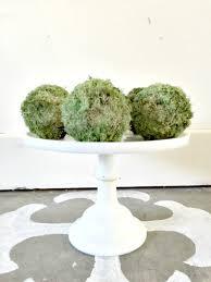 Decorative Moss Balls Make Decorative Moss Balls For Spring Twelve On Main 61