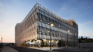 building an office. interesting office laval u2013 the parisbased firm priphriques continues to articulate its  voice in developing neighbourhoods with the opening of an office building laval on building an office m