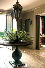 entryway round tables table foyer simple for small spaces ideas r
