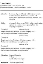 What Is The Format Of A Resume Mesmerizing Resume Format Screenshot Thumbnail Art Exhibition Full Resume Format