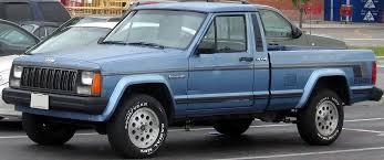 Jeep Comanche - Wikipedia