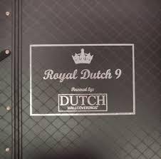 Royal Dutch 9 De Website Van Spitswallcoverings