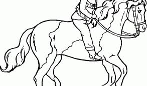 Small Picture Printable Horse Jumping Coloring Pages Coloring Pages