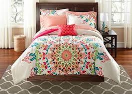 colorful teen girl bedding set twin