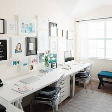gallery small home office white. #homeoffice#whiteinteriors #blackandwhite #GalleryWall #myspace #myhome #dowhatyoulove #mompreneur Gallery Small Home Office White