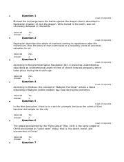 Selected Answer Fals E Question 20 4 Out Of 4 Points The