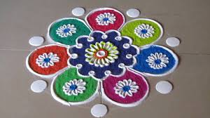 Small Picture Small quick and easy rangoli for beginners Rangoli designs by