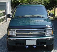 chevy s steering column wiring diagram images well upper insert 1991 1992 chevy s 10 blazer front grill upper aluminum