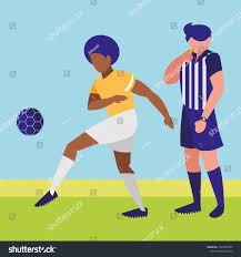 Referee Design Soccer Referee Design Stock Vector Royalty Free 1247855509