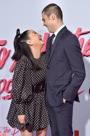 Lana condor is joined by jordan fisher and noah centineo at the premiere of their movie to all the boys: Lana Condor On Noah Centineo And Jordan Fisher S Kissing Skills Girlfriend