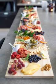Jan 4 How to Put Together An Epic 8' Antipasto Board. Antipasto  PlatterAntipasto RecipesTapas ...