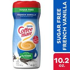 Stir in the amazing goodness for. Nestle Coffee Mate French Vanilla Sugar Free Powder Coffee Creamer 10 2 Oz Instacart