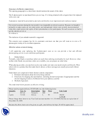 Direct Request Letters Part 2 Communication Skills Lecture Handout