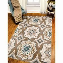 cream and blue area rug fresh andover mills natural cerulean blue tan area rug