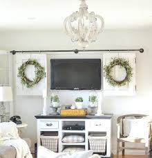 modern farmhouse style living room amazing decor and wood chandeliers our new light 8 fixture 6 farmhouse style