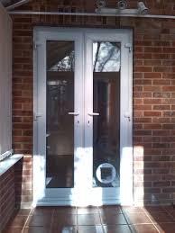 dog door solutions for french doors pet screen hale