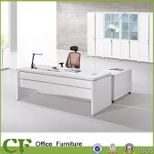 white office table. China Fancy Office Desk, Desk Manufacturers And Suppliers On Alibaba.com White Table E