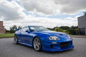 1994 Toyota Supra Do Luck Special 950PS Aerotop 6 Speed