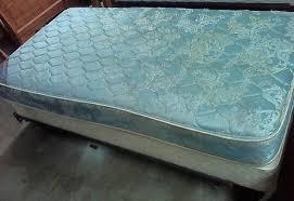 blue twin mattress. Twin-Size Bed \u2013 SOLD Blue Twin Mattress L