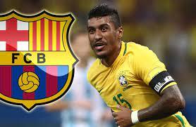 برشلونة يوقع مع اللاعب البرازيلي باولينهو مقابل 40 مليون يورو من نادي من  قوانغتشو الصيني - صحيفة الأيام البحرينية