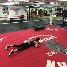 photo of box n burn boxing fitness gym los angeles ca
