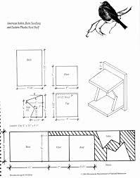 martin house plans. Purple Martin House Plans Fresh Plan Free Bird Easy Build Designs