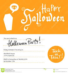 Word Halloween Templates Template Word Halloween Template