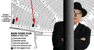 Ryman Seating Chart Obstructed View Limited View Van Timmorgan Com Weblog