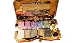 Glitter Eyeshadow Palette,10 Colors <b>Sparkle Shimmer Eye Shadow</b> ...
