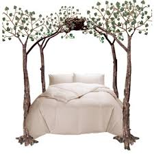 Iron beds | Tree Beds | Beds With Birds | Birds Nest Bed | Nature beds