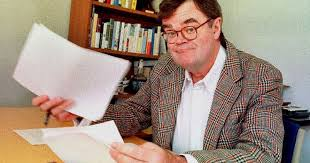 FROM THE AJC ARCHIVES: When Garrison Keillor stormed off the stage ...