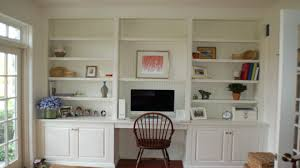 ... Amusing Wall Unit With Built In Desk Wall Unit With Desk And Bookcases  ...