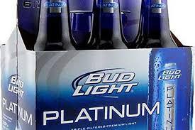 Calories In Bud Light Platinum Bottle Joe Sixpack Bud Light Platinum Isnt Really A Light Beer