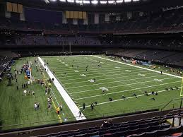 Mercedes Benz Superdome View From Loge Level 327 Vivid Seats