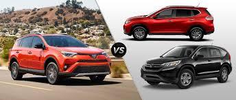 2016 Toyota RAV4 vs. 2016 Honda CR-V vs. 2016 Nissan Rogue
