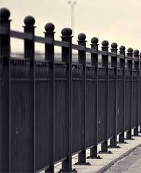 metal fence styles. Have Questions? Give Us A Call At (518) 767-9316! Metal Fence Styles