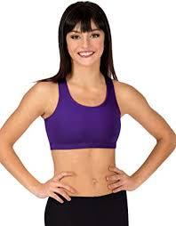 Adult <b>Racerback Bra Top</b> TH5511 at Amazon Women's Clothing ...