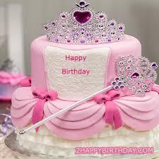 Happy Birthday Cake For Girl Little Girl Birthday Cakes Best 25 1st