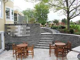 Small Picture Retaining Walls Allan Block Wall Systems