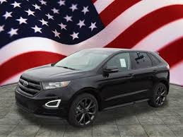 2018 ford edge. 2018 ford edge sport black, youngstown, oh