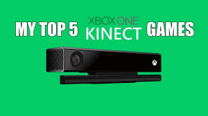 My Top 5 Xbox One Kinect Games - YouTube