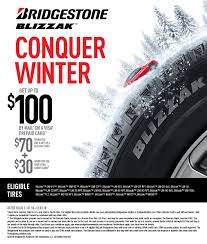 for eligible tires and plete details see your paring bridgestone retailer or bridgestonetire offer excludes costco and gm purchases