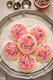 lofthouse frosted sugar cookies. Beautiful Cookies Soft Lofthouse Style Frosted Sugar Cookies Are The Perfect Sweet Treat With  A Tall Glass Of In