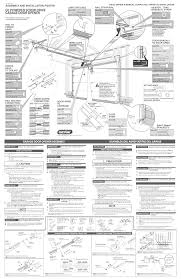 garage door installation manual image collections exterior french